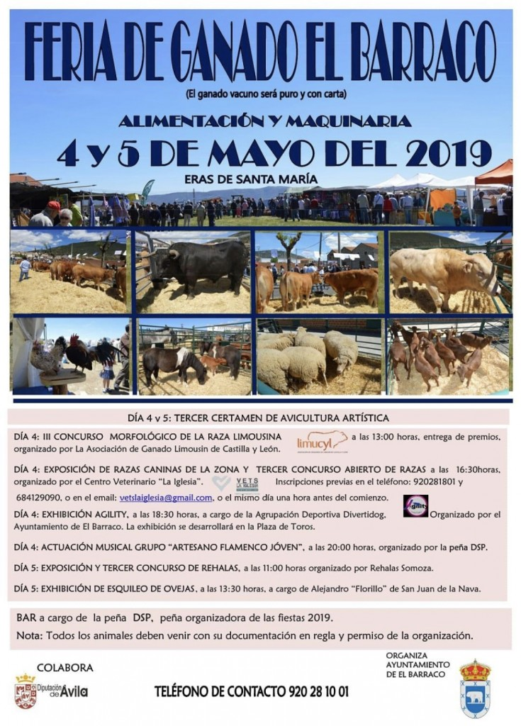 FERIA EL BARRACO 2019